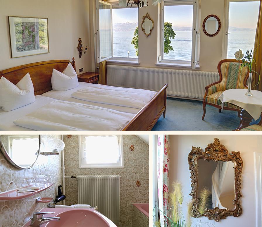 Strandcafe Langenargen Hotel Zimmer Innen