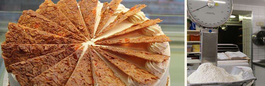 Strandcafe Langenargen Konditorie Confiserie Torte
