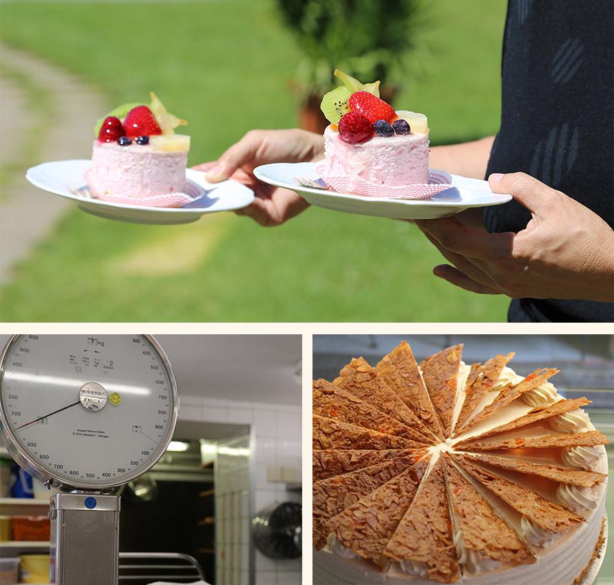 Strandcafe Langenargen Konditorie Confiserie Torte Mobile