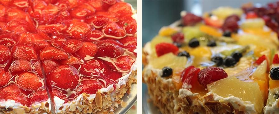 Strandcafe Langenargen Konditorie Confiserie Kuchen Mobile