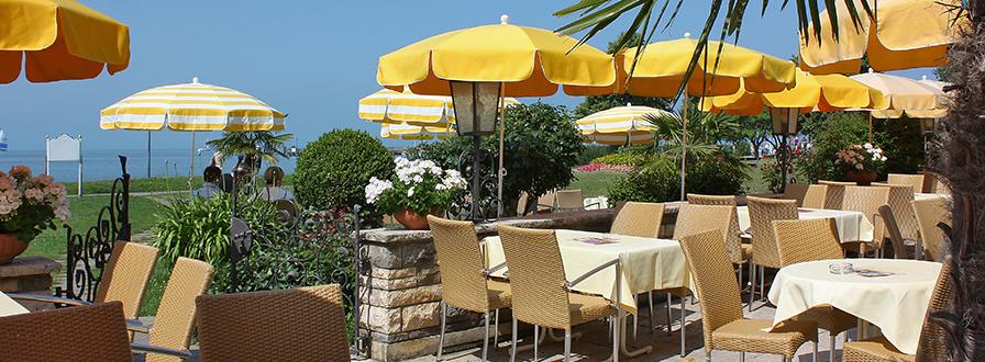 Strandcafe Langenargen Cafe Seeblick