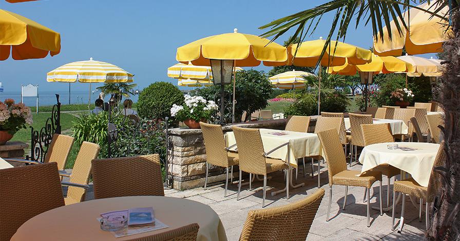 Strandcafe Langenargen Cafe Seeblick Mobile