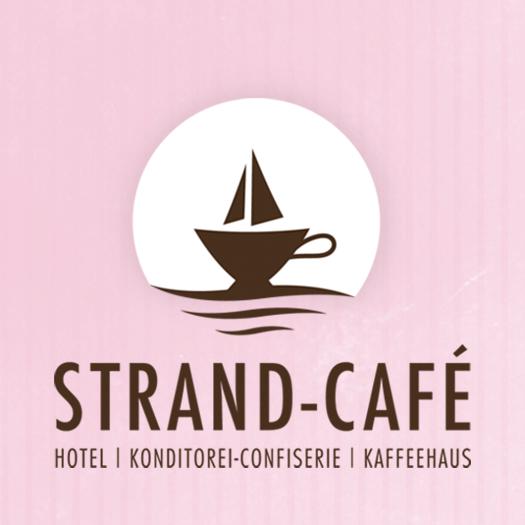 Logo Hotel Strandcafe mit Gästehaus Charlotte am See Langenargen